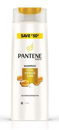 Pantene Total Damage Care Shampoo (340ml)