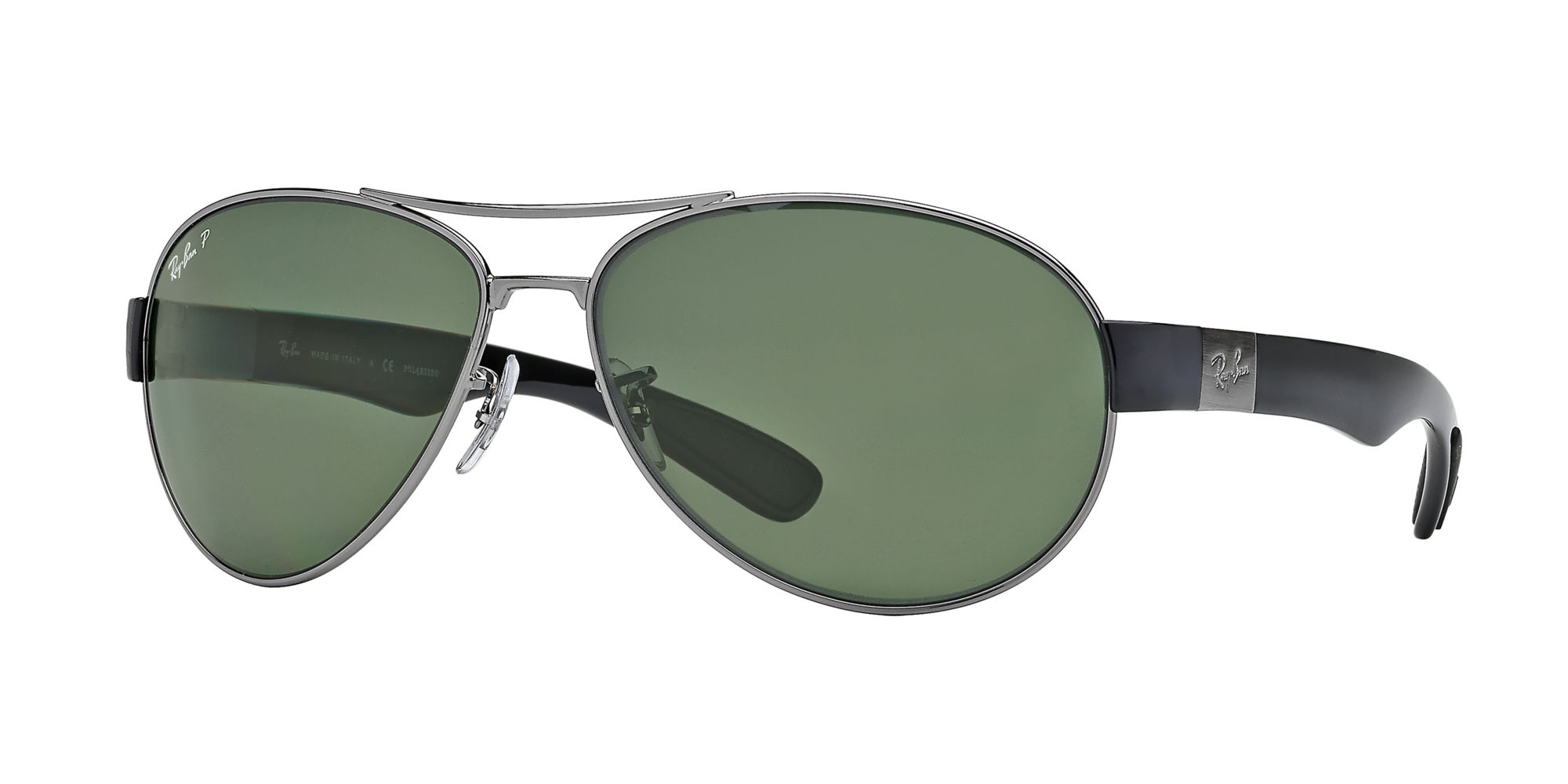 Ray-Ban Men Oval Sunglasses 0RB3509004/9A63 - 0RB3509004/9A63 66 - 15