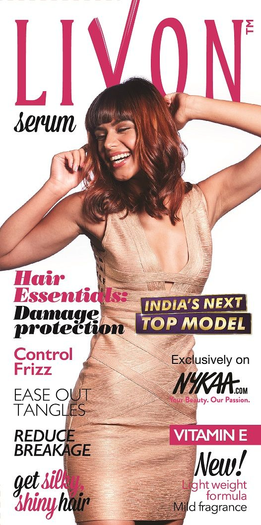 Livon Serum India's Next Top Model Pack