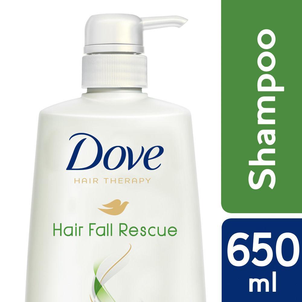 Dove Hair Fall Rescue Shampoo (650ml)