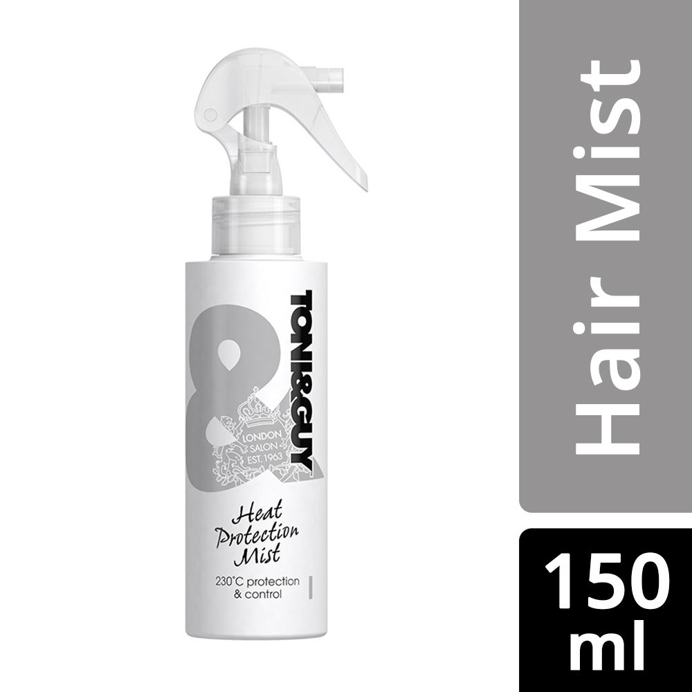 Toni & Guy Heat Protection Hair Mist, 150ml