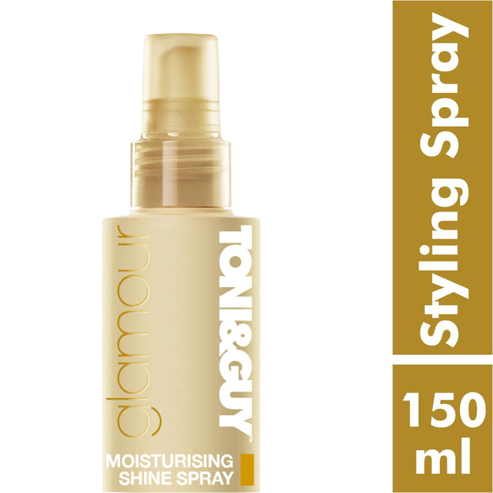 Toni&Guy Glamour Finishing Shine Spray