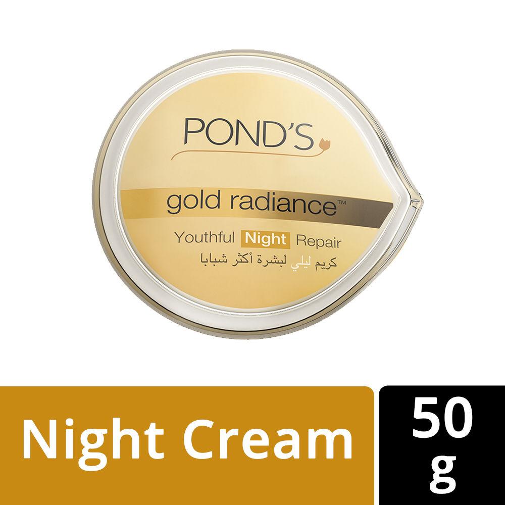 Ponds Gold Radiance Youthful Night Cream