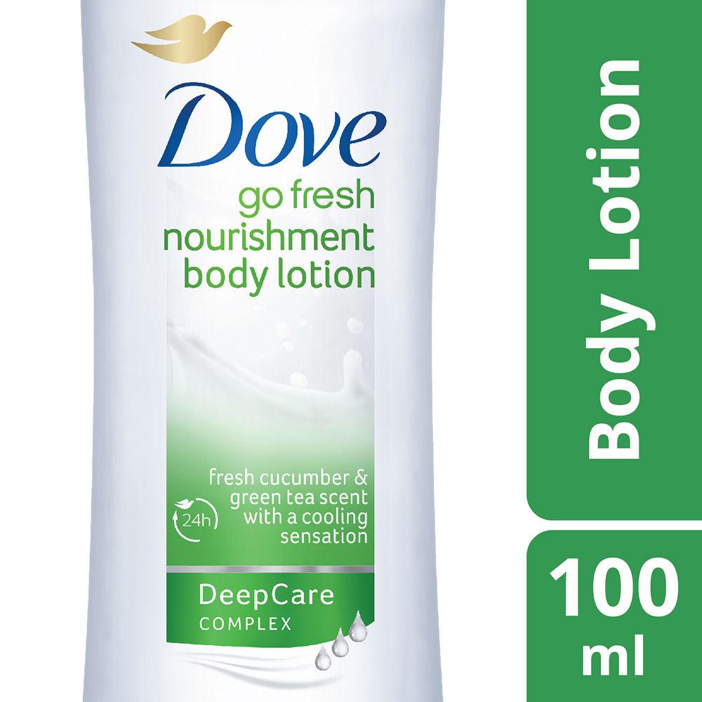 Dove Go Fresh Nourishment Body Lotion, 100ml