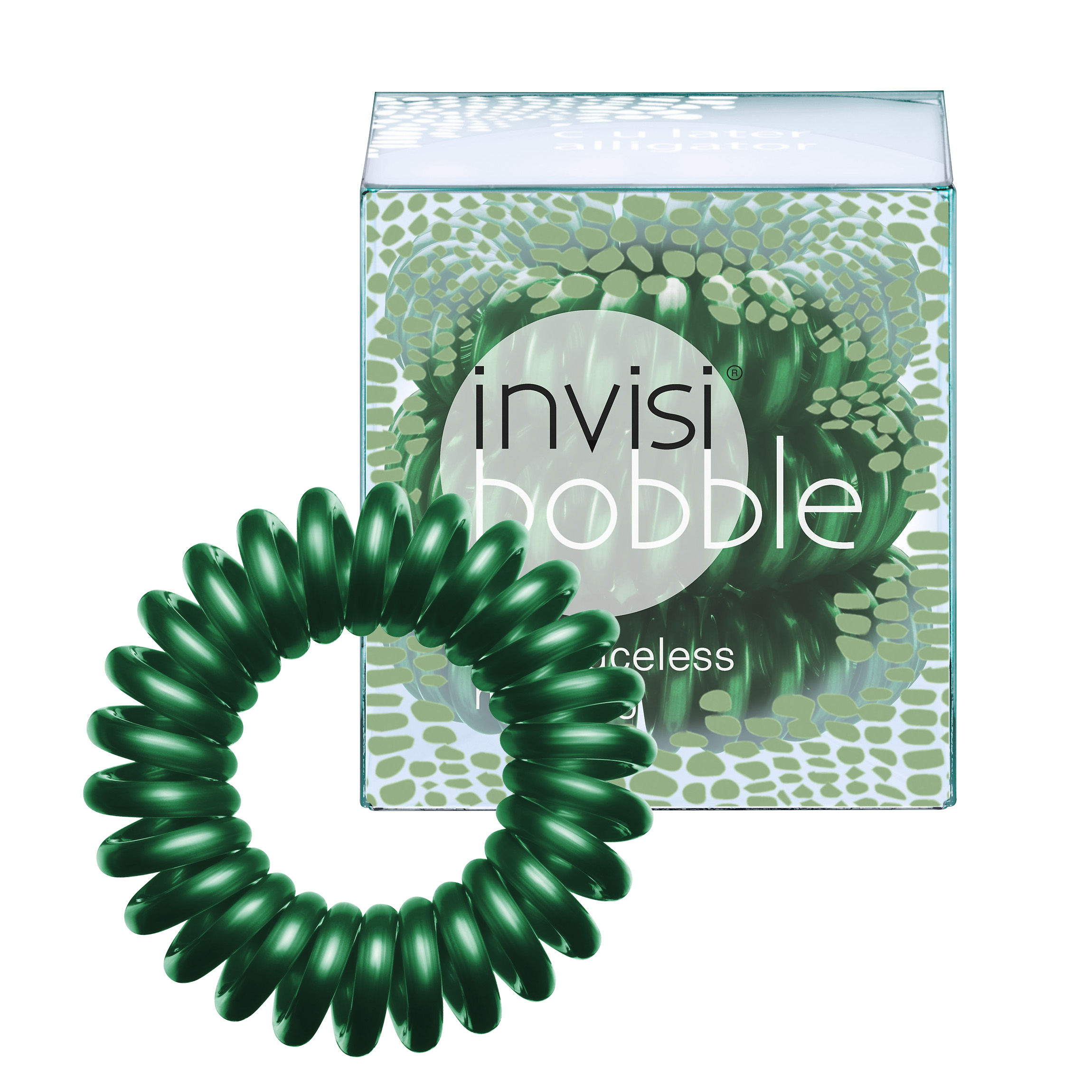 Invisibobble Hair Ring - C U Alligator - Pack Of 3