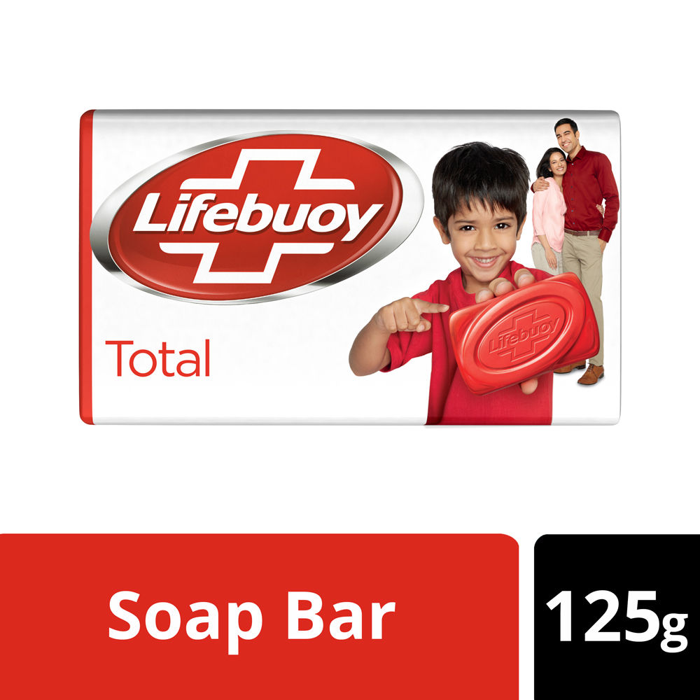 Lifebuoy Total Germ Protection Soap Bar