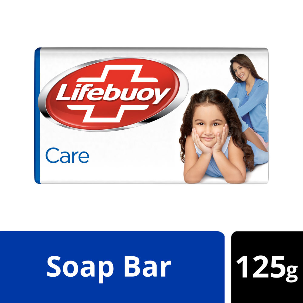Lifebuoy Care Germ Protection Soap Bar