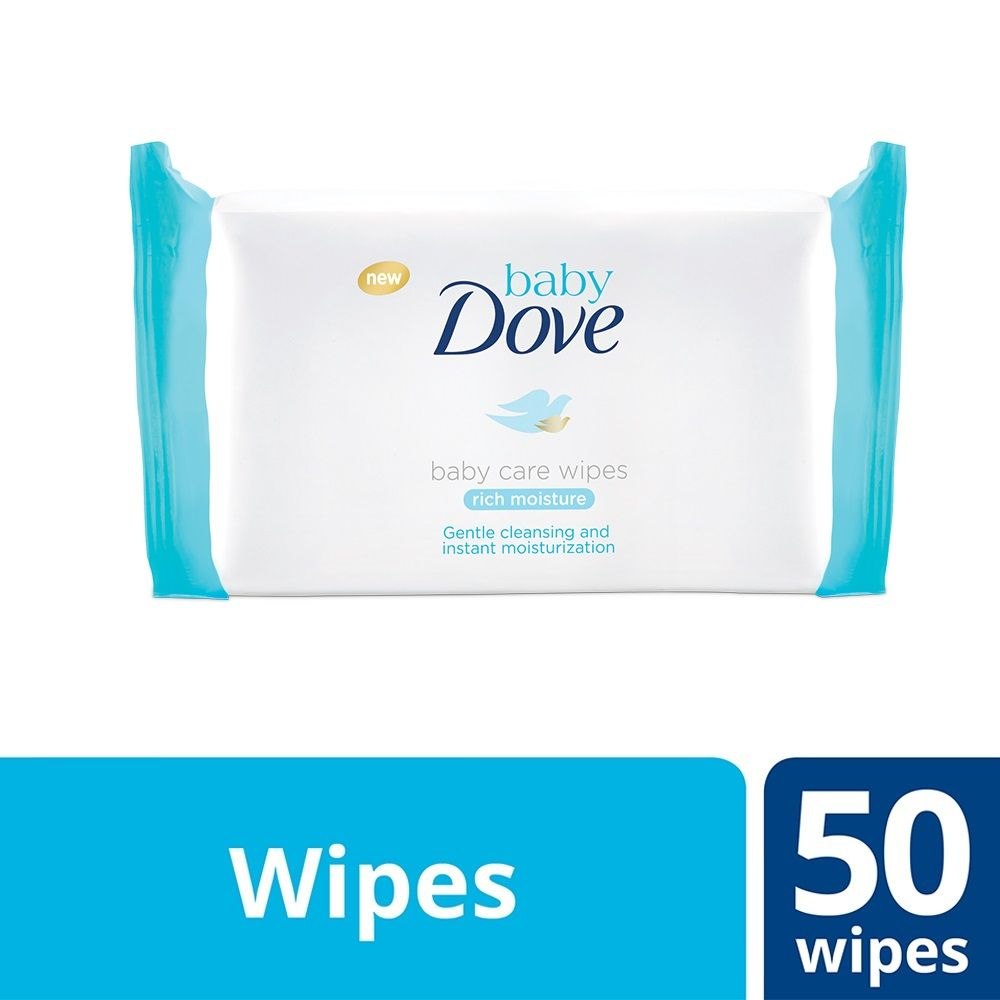 Dove Rich Moisture Baby Wipes