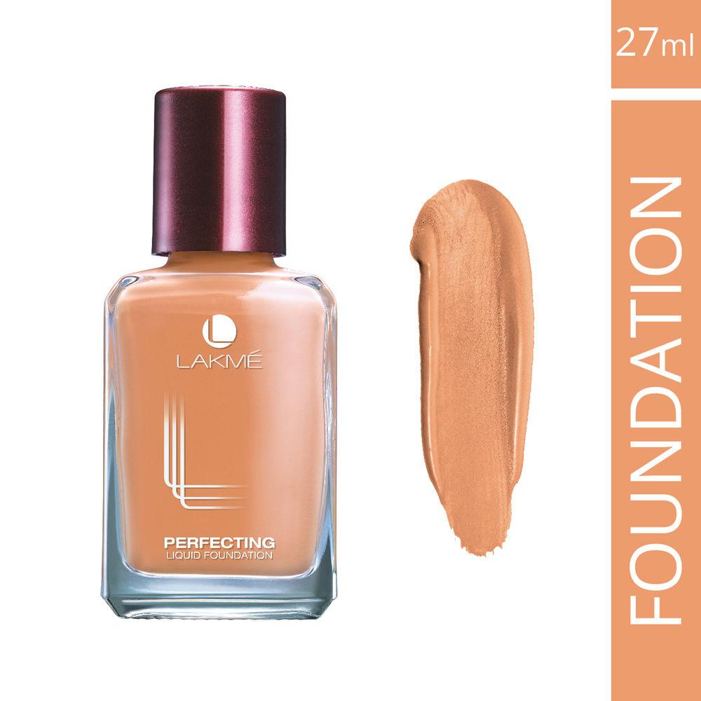 Lakme Perfecting Liquid Pearl Foundation