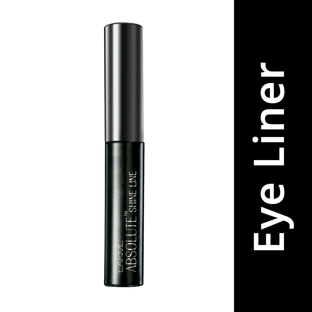 Lakme Absolute Shine Liquid Black Eye Liner