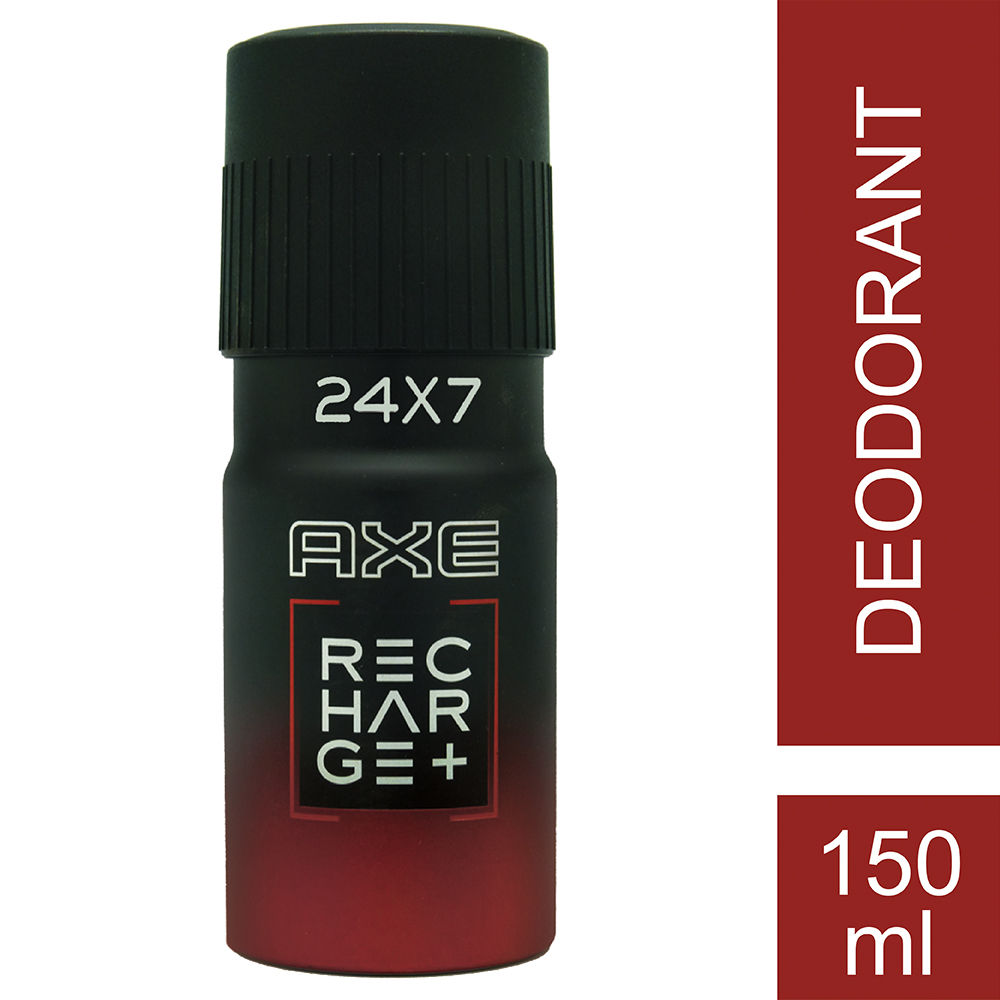 Axe Recharge 24X7 Body Spray For Men - 150 ml