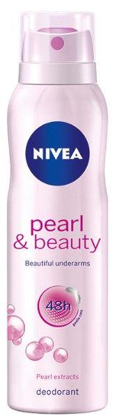 Nivea Pearl & Beauty Anti-Perspirant Spray For Women- 150 ml