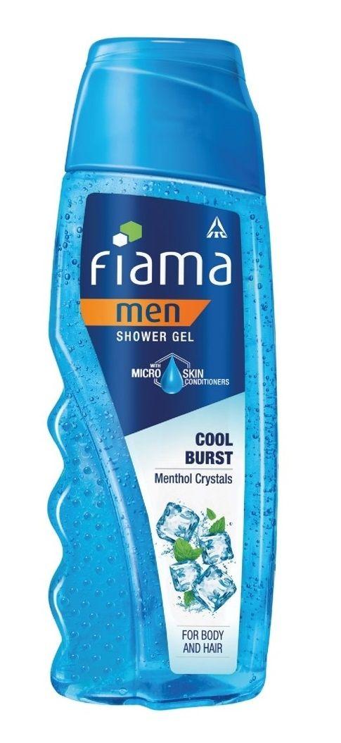Fiama Men Cool Burst Shower Gel