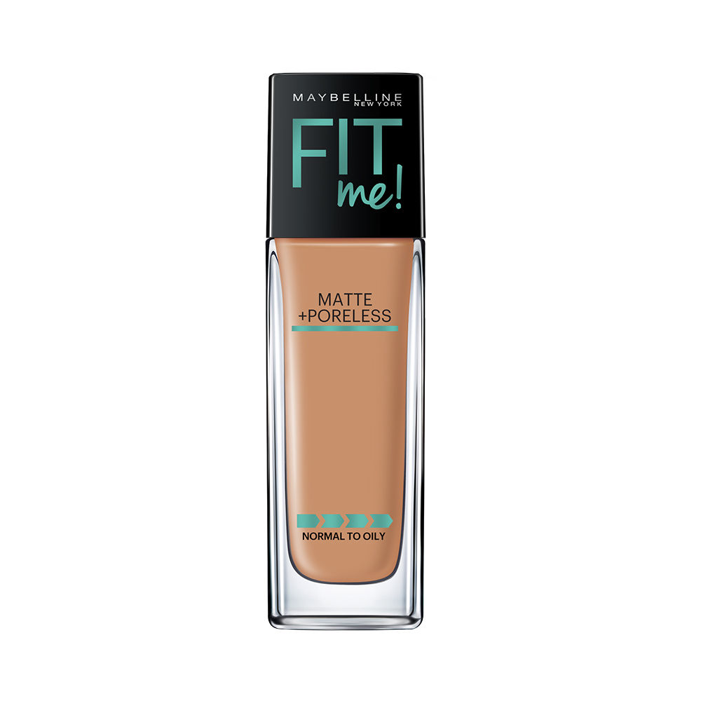 Maybelline New York Fit Me Matte + Poreless Foundation - 330 Toffee