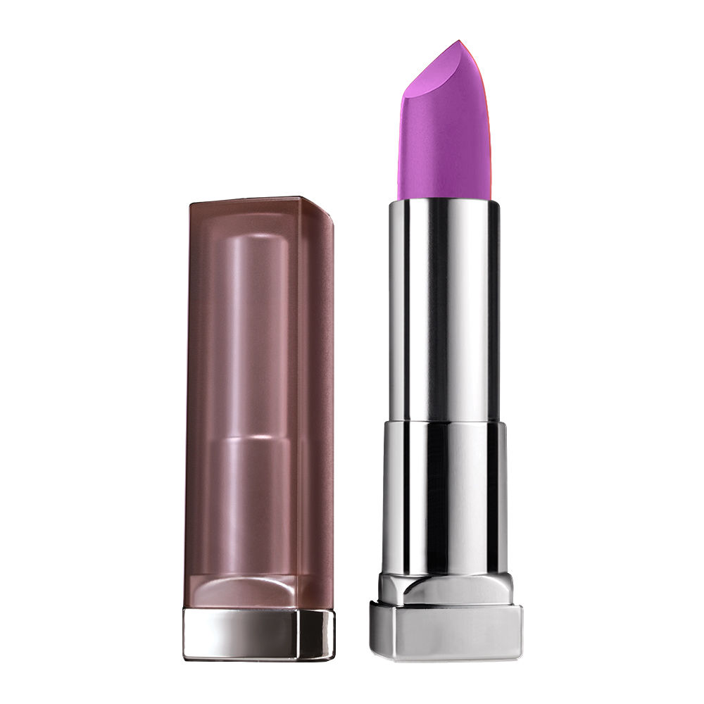 Maybelline New York Color Sensational Creamy Matte Lipstick - Vibrant Violet