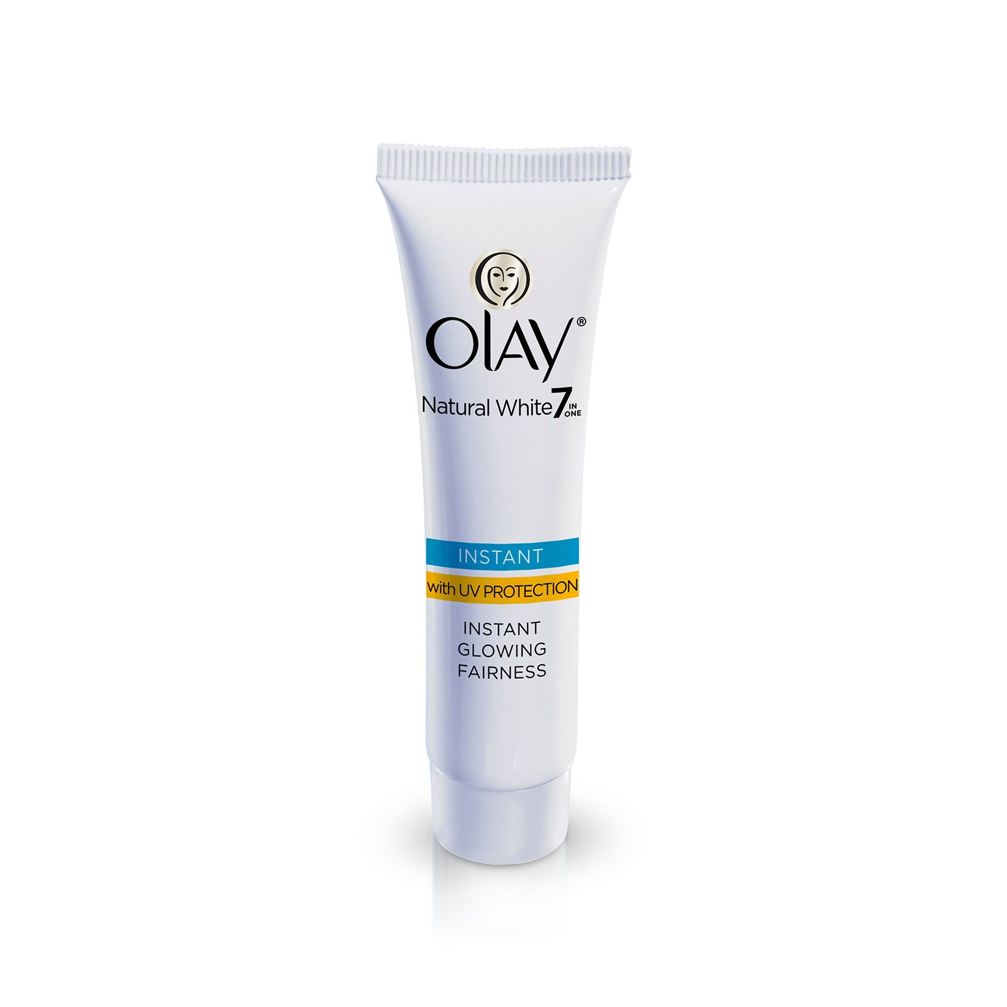 Olay Natural White Instant Glowing Fairness With Uv Protection 20gm