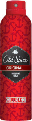 Old Spice Original Deodorant Spray Smell Like A Men