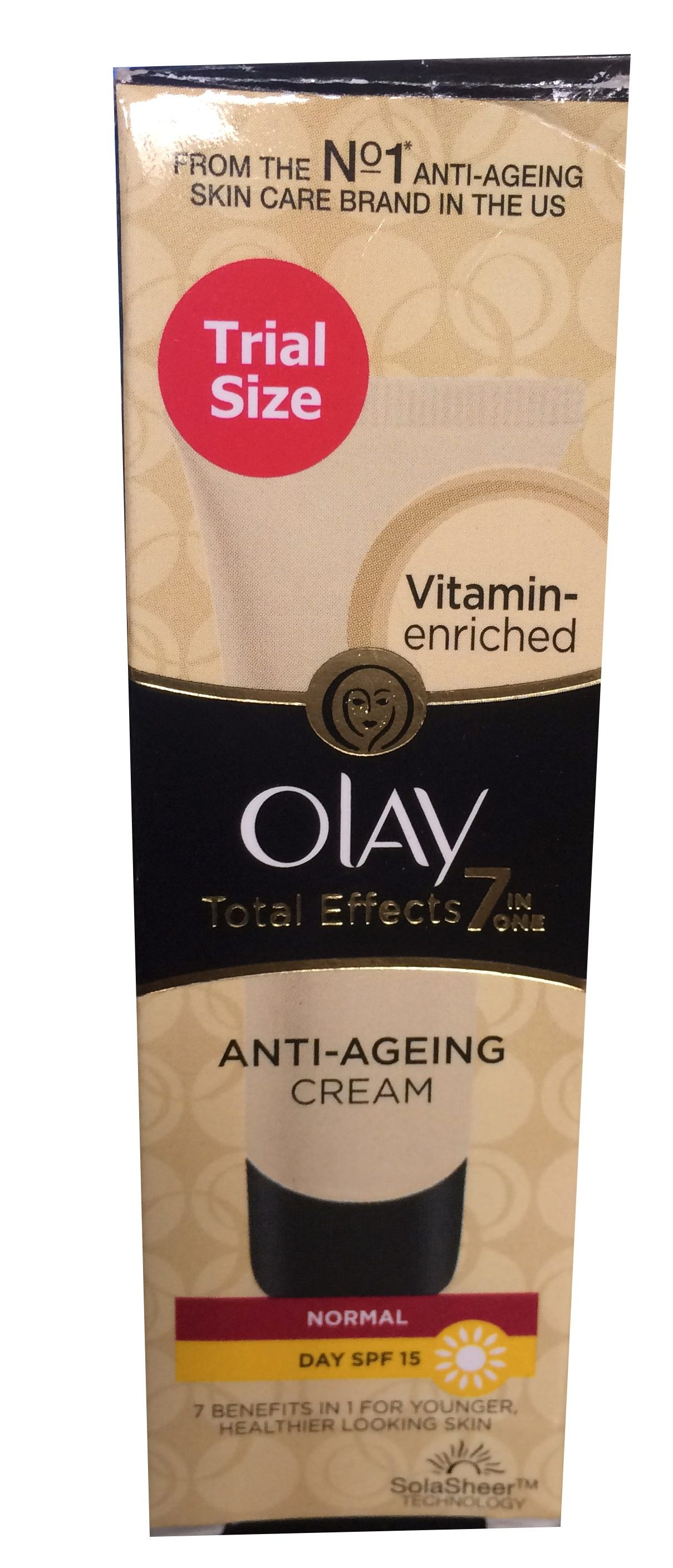 Olay Total Effects 7 In One Anti-Ageing Day Cream Normal SPF 15 (8gm)