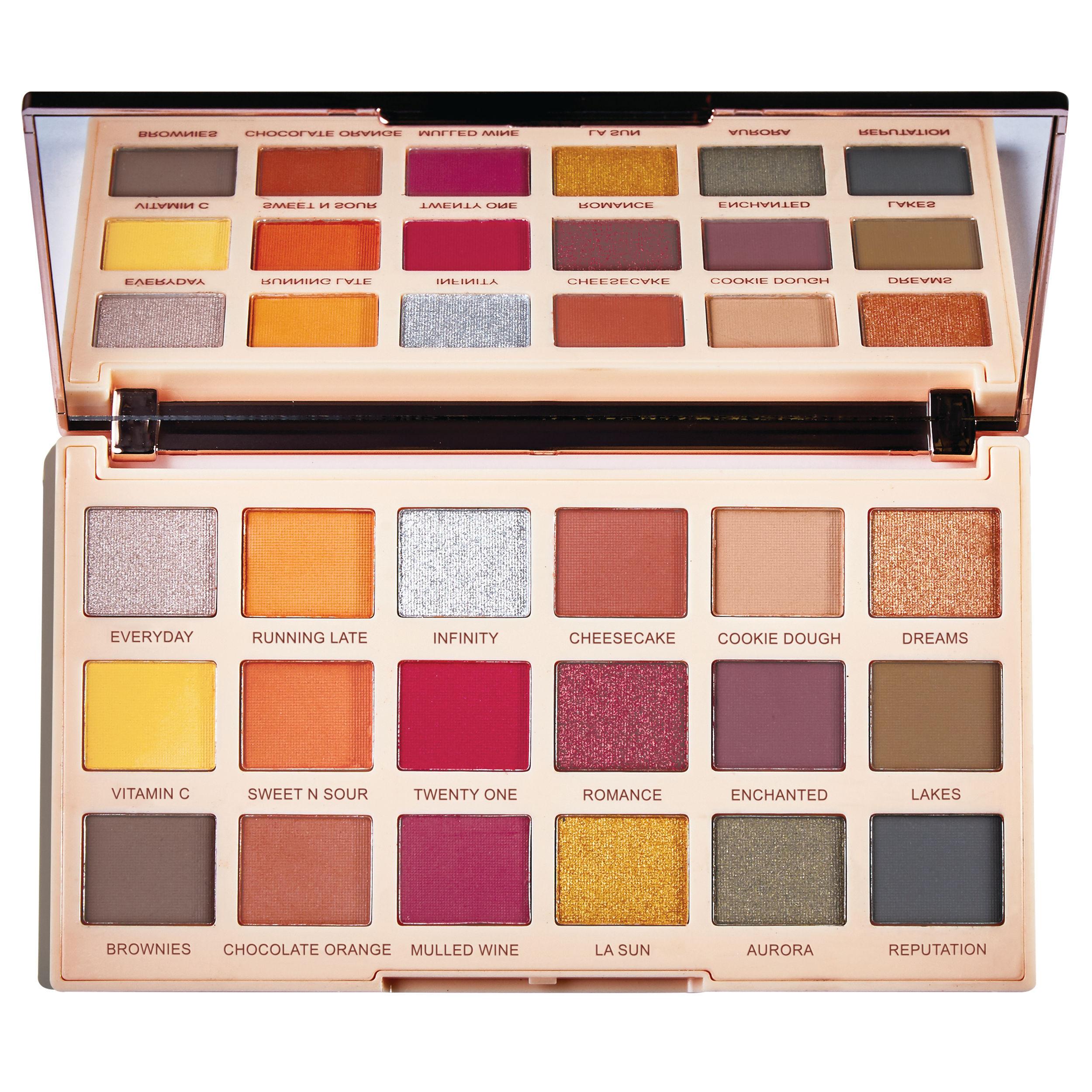 Makeup Revolution X Soph Extra Spice Eyeshadow at Nykaa com
