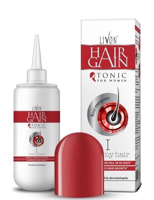 Livon Hair Gain Tonic For Women