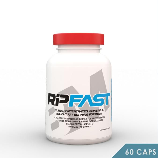 Big Muscles RIP Fast 60 Capsules