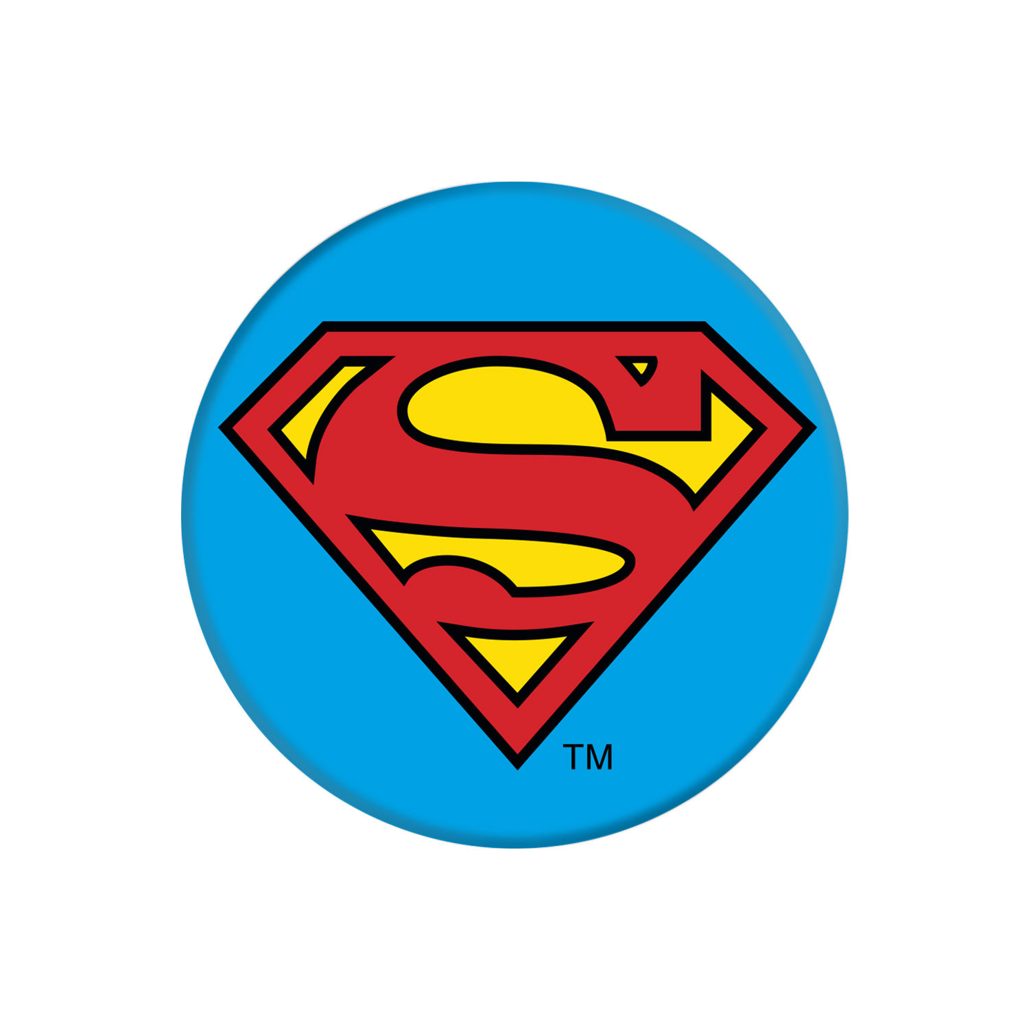 Popsockets Superman Icon Expanding Stand and Grip