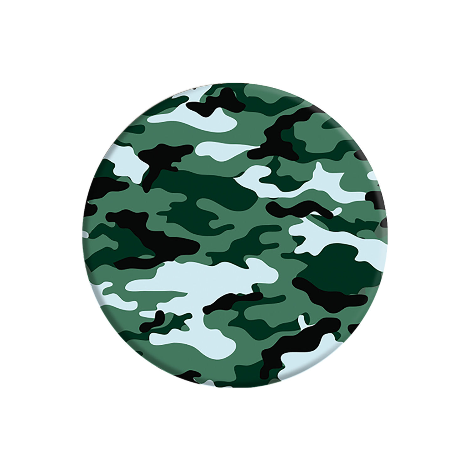 Popsockets Dark Green Camo Expanding Stand and Grip
