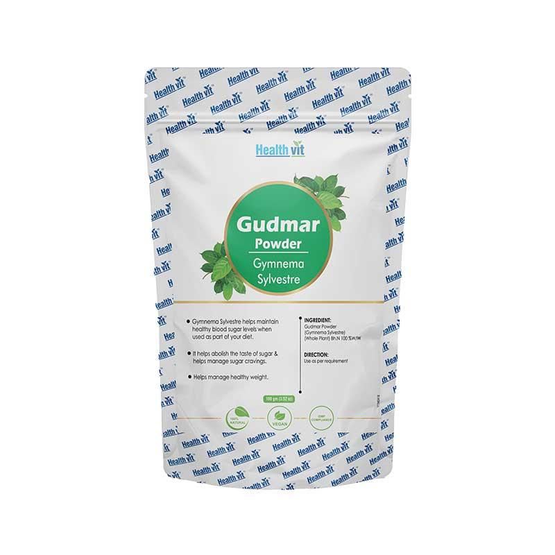HealthVit Gudmar Powder