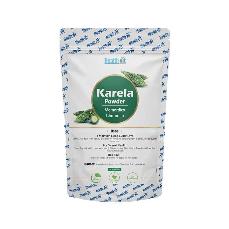 HealthVit Karela Powder