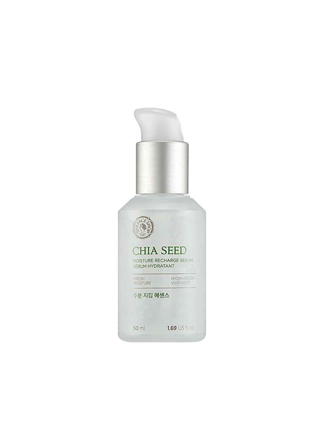 The Face Shop Chia Seed Moisture Recharge Serum at Nykaa com