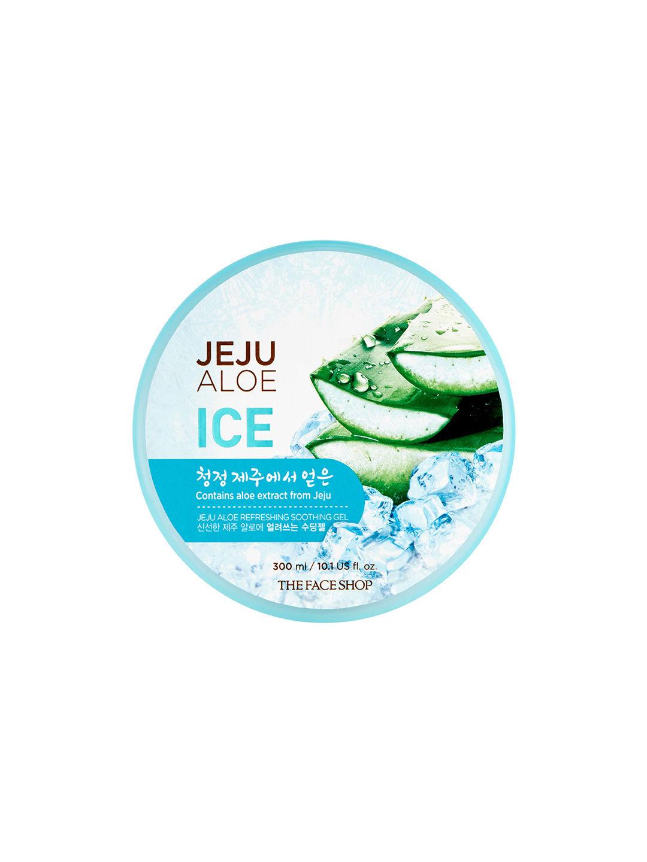 a4eea49a084 The Face Shop Fresh Jeju Aloe Refreshing Ice Gel at Nykaa.com