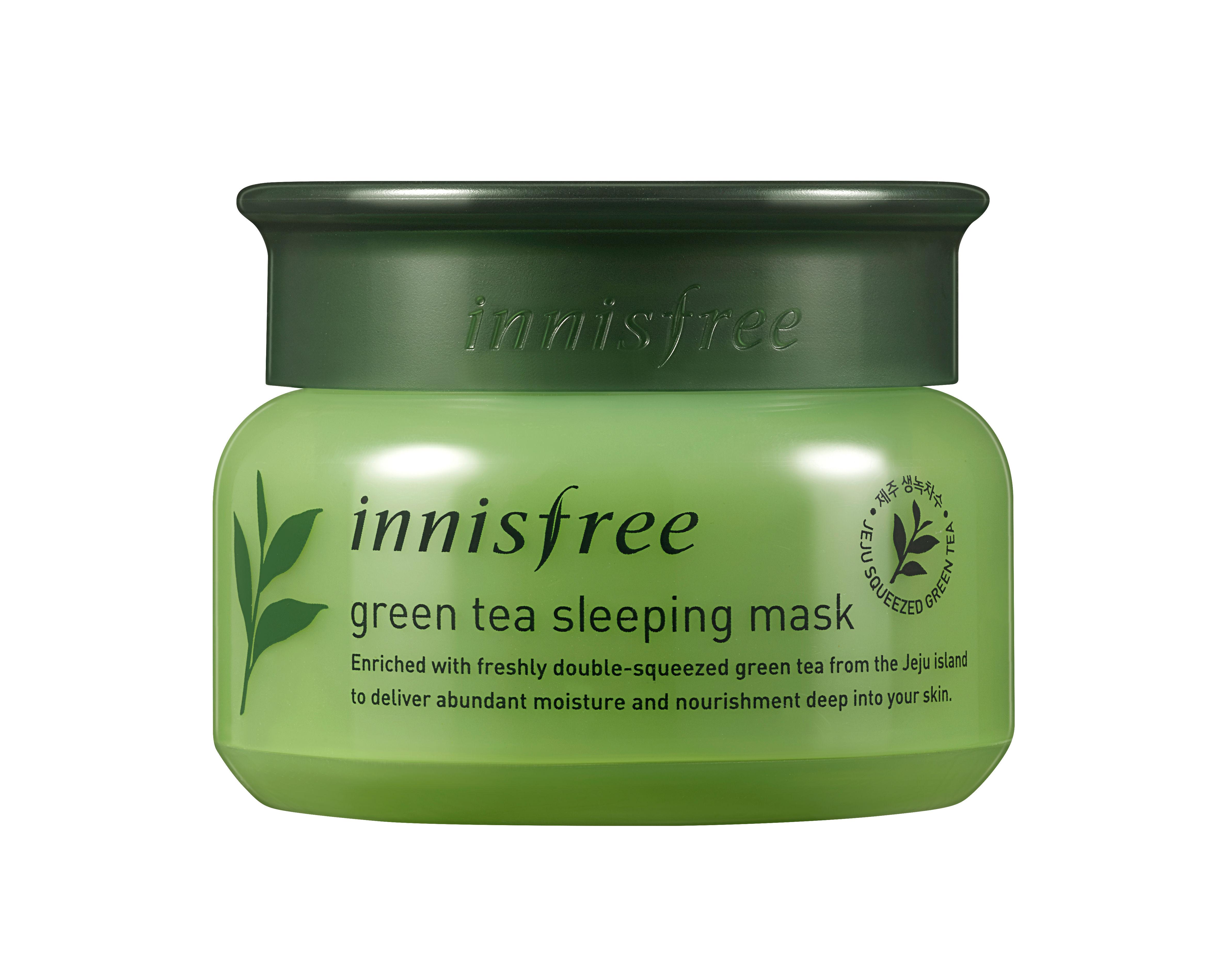 e2672951ba4 Innisfree Green Tea Sleeping Mask at Nykaa.com