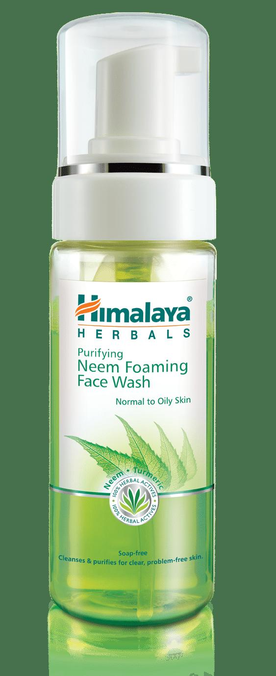 Himalaya Purifying Neem Foaming Face Wash 150ml