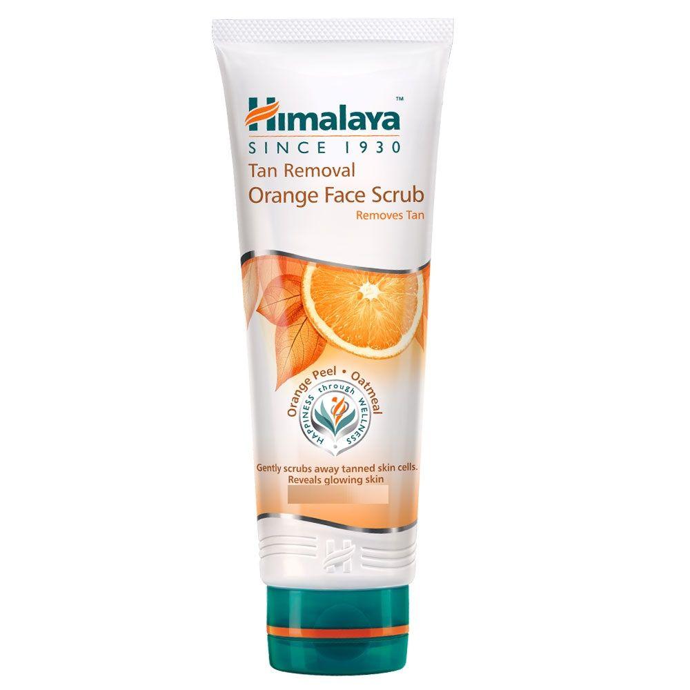 Himalaya Tan Removal Orange Peel Off Mask 100gm