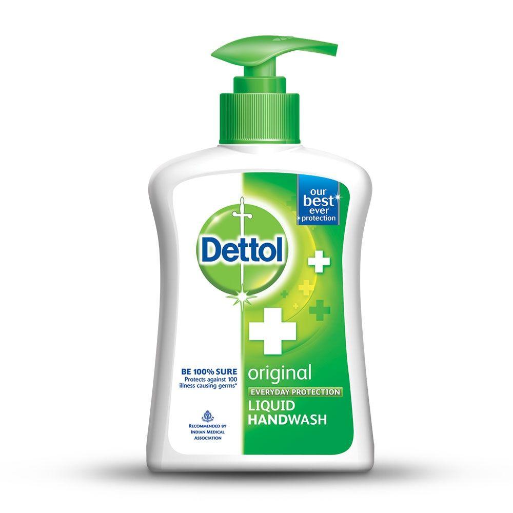 Dettol Original Liquid Hand Wash, 200 ML
