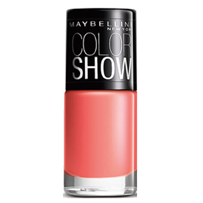 Maybelline New York Color Show Nail Lacquer - Coral Craze