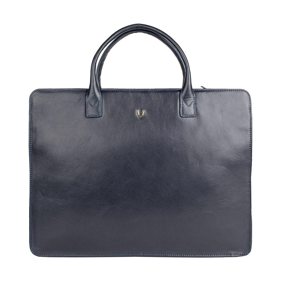 Hidesign Adele 01 Blue Womens Laptop Bag