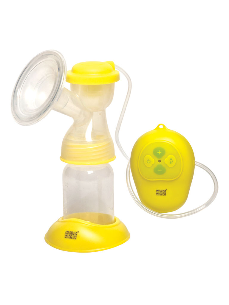 Mee Mee Micro-Computer Electric Breast Pump - Yellow