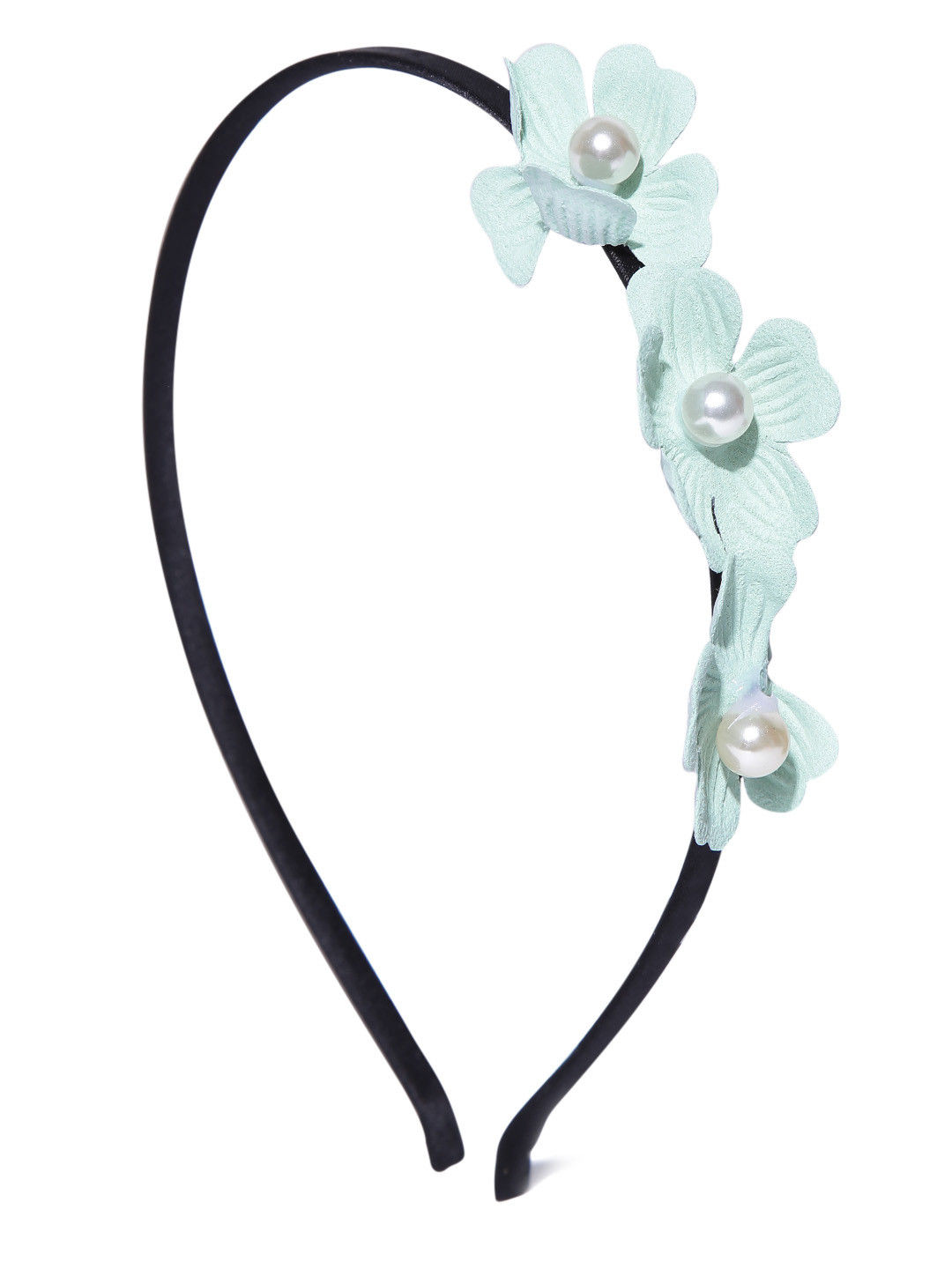 Toniq Mint Bloom Hair Band