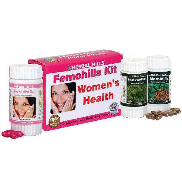 Herbal Hills Femohills Kit