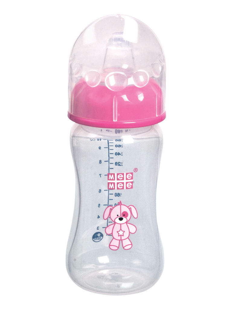 Mee Mee Esy Hold & Non-Spill Cup - Pink