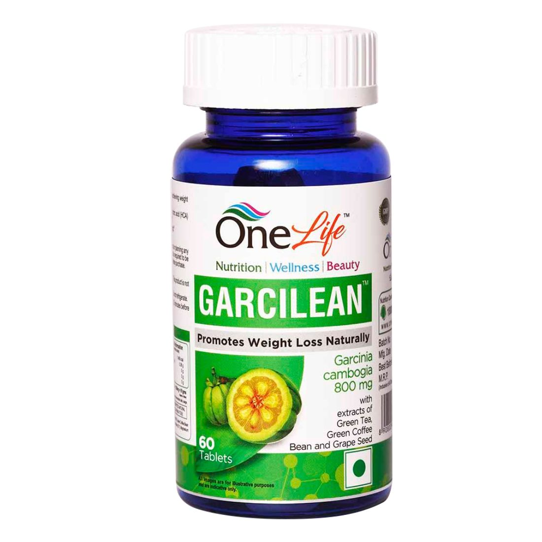 Onelife Garcilean Weight Loss (Green Tea Extract) 60 Tablets