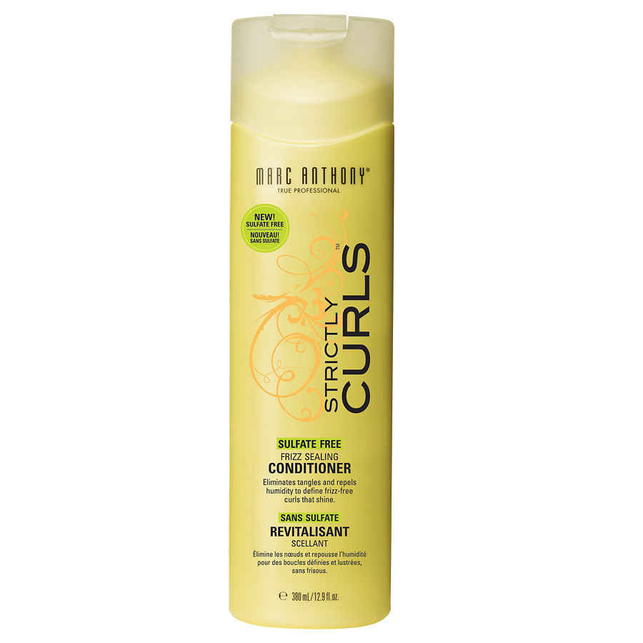 Marc Anthony Strictly Curls Sulfate Free Frizz Sealing Conditioner