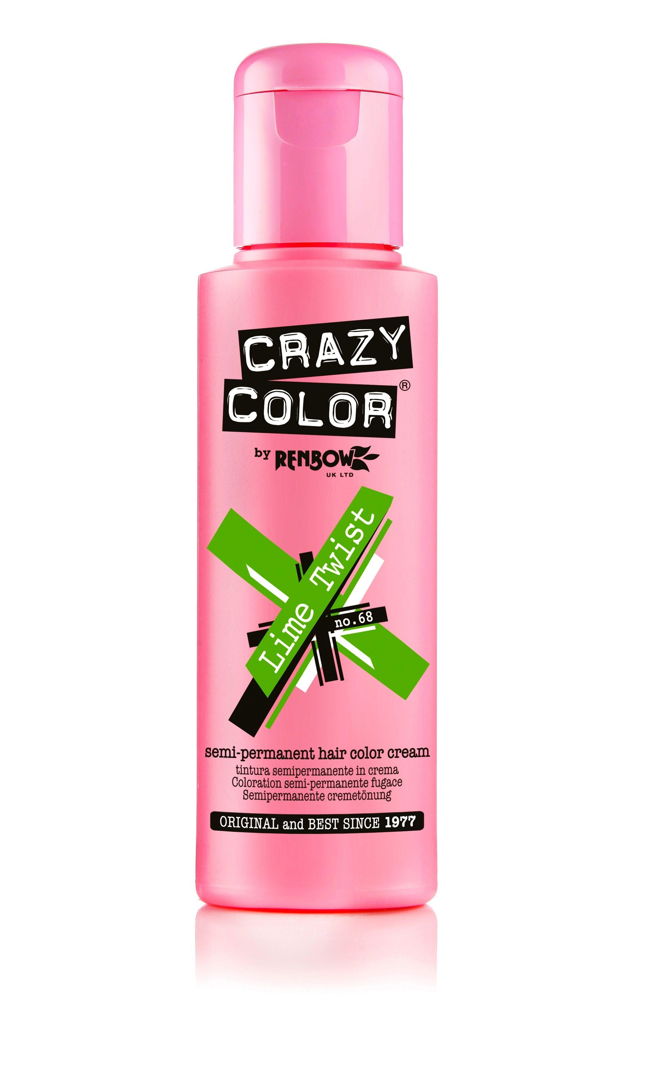 Crazy Color Hair Color Buy Crazy Color Semi Permanent Hair Color