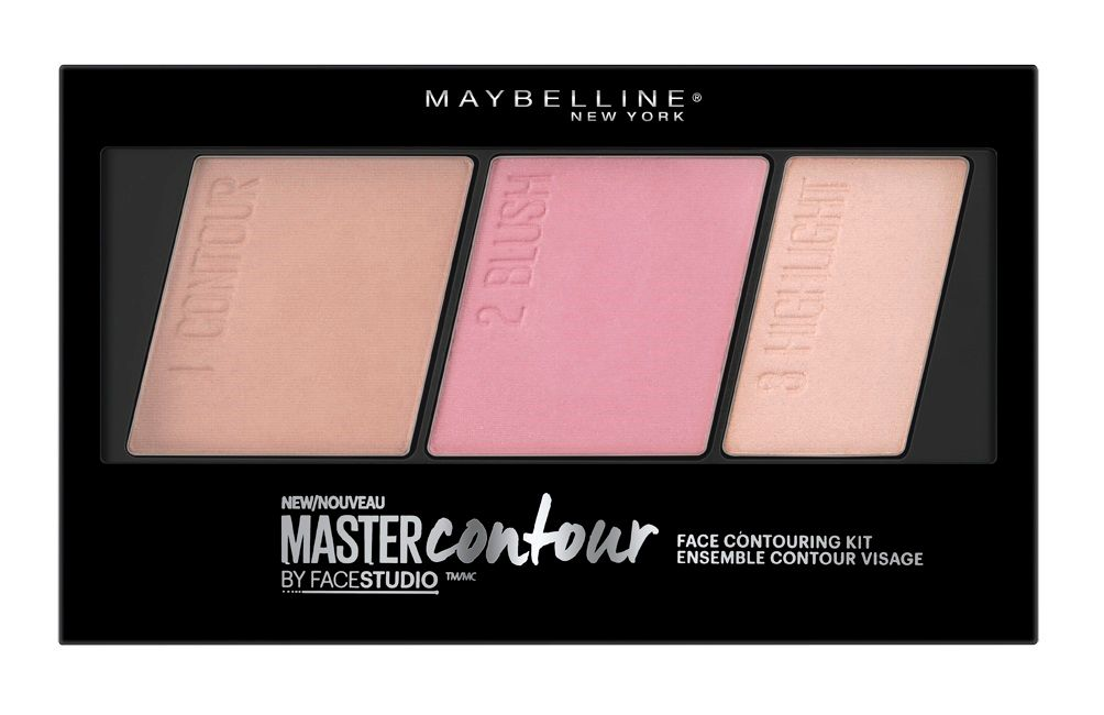 d38b43b58b4 Maybelline New York Face Studio Master Contour Palette at Nykaa.com