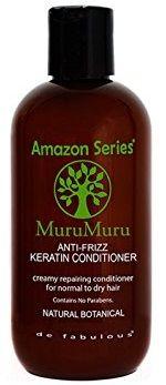 Amazon Series MuruMuru Anti-Frizz Keratin Conditioner