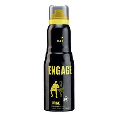 Engage Urge Deodorant Spray For Men, 150 ml