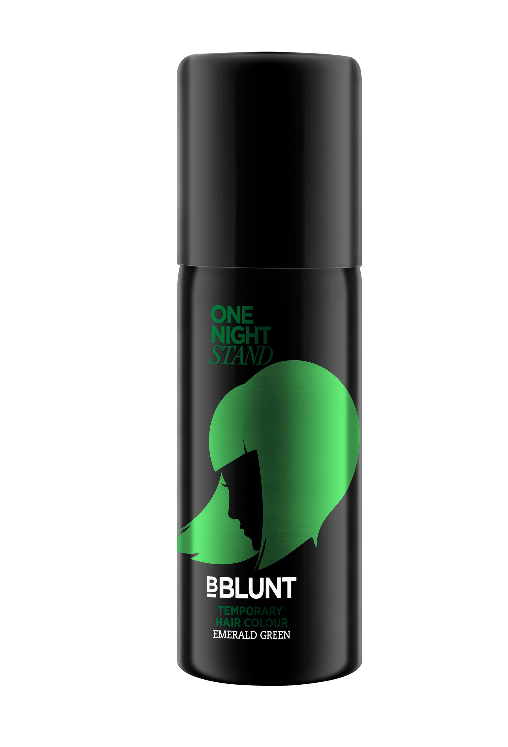 Bblunt One Night Stand Temporary Hair Colour - Emerald Green