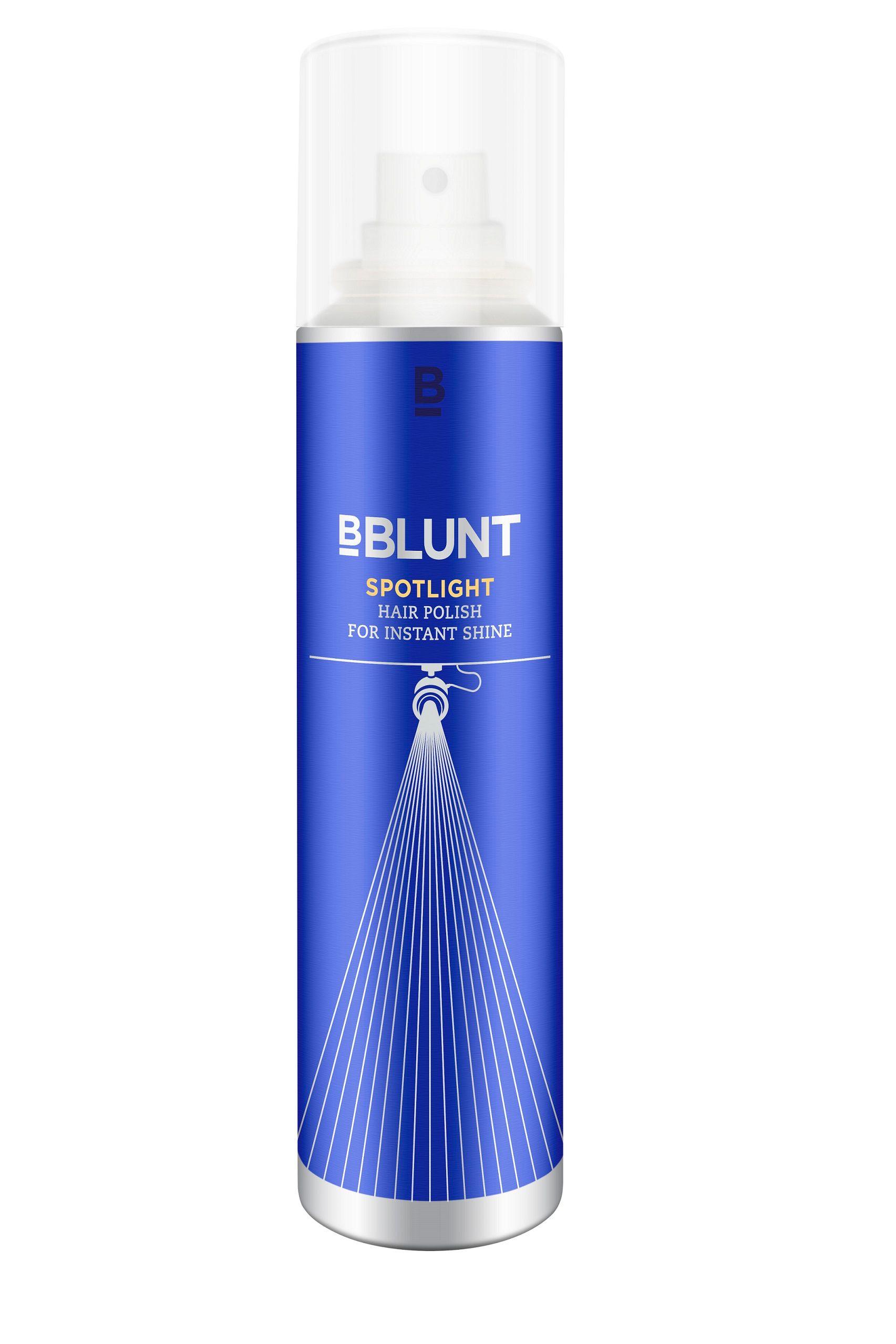 BBLUNT Spotlight Hair Polish, For Instant Shine