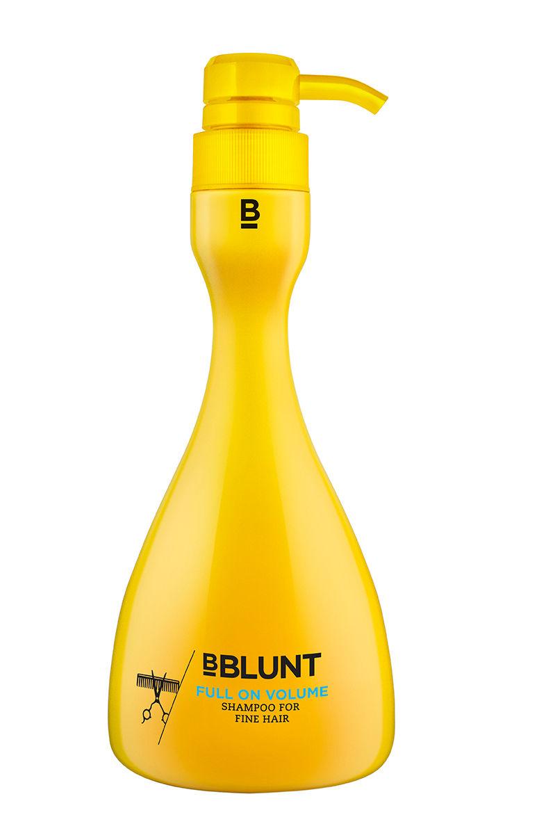 BBLUNT Full On Volume Shampoo, For Fine Hair